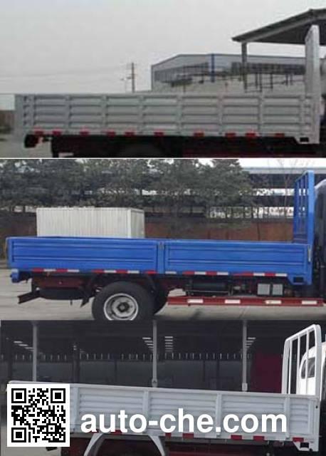 Sinotruk CDW Wangpai off-road truck CDW2040HA1R4