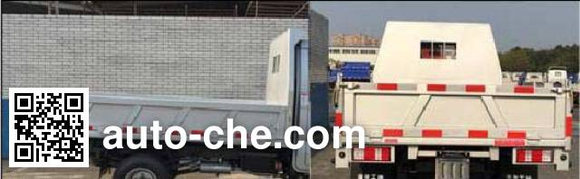 Sinotruk CDW Wangpai dump truck CDW3030S4M5