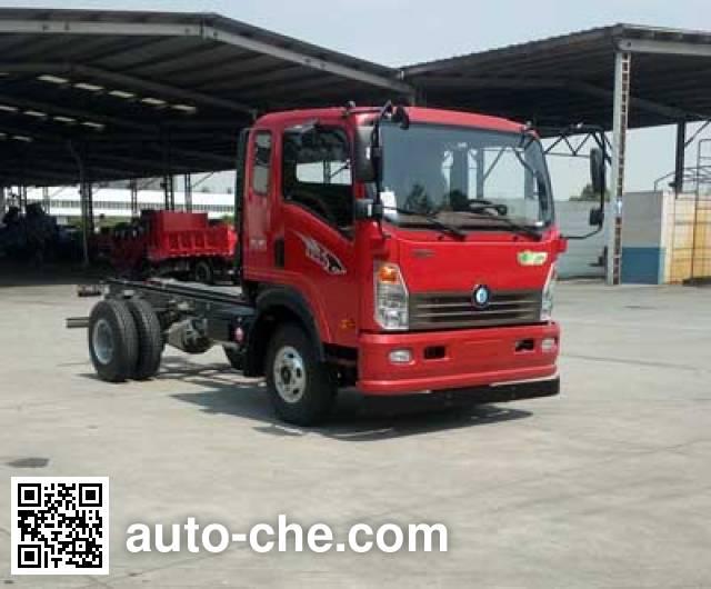 Sinotruk CDW Wangpai dump truck chassis CDW3040HA1R5