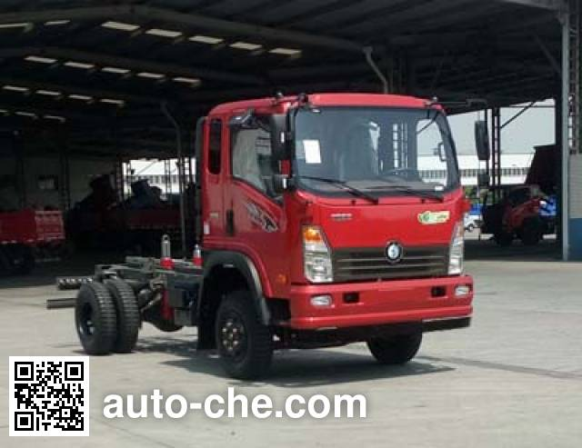 Sinotruk CDW Wangpai dump truck chassis CDW3060HA1R5