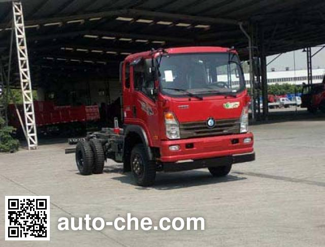 Sinotruk CDW Wangpai dump truck chassis CDW3090HA1Q5