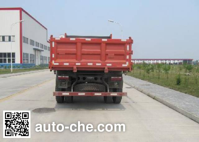 Sinotruk CDW Wangpai dump truck CDW3120A1N5