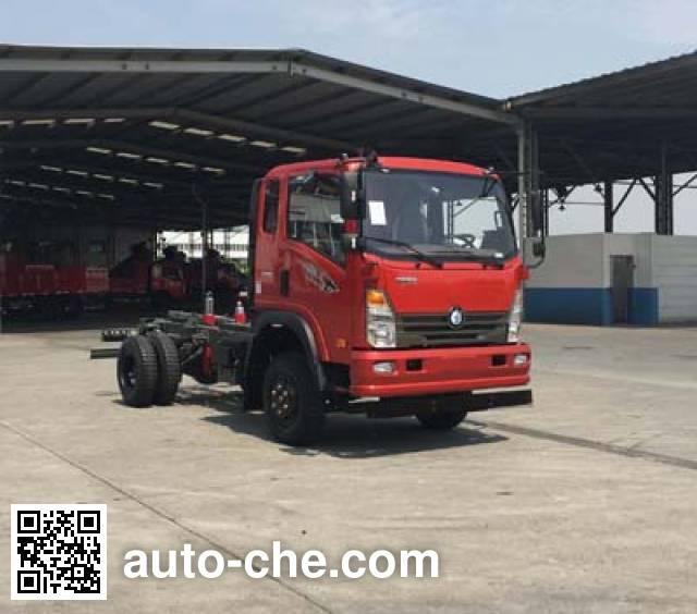 Sinotruk CDW Wangpai dump truck chassis CDW3110HA1Q5