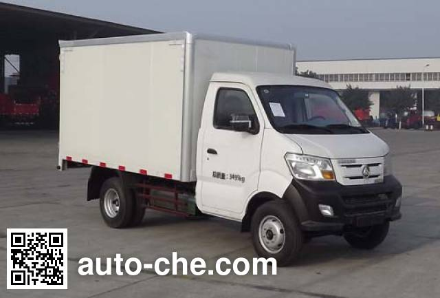 Sinotruk CDW Wangpai box van truck CDW5030XXYN1M5QD