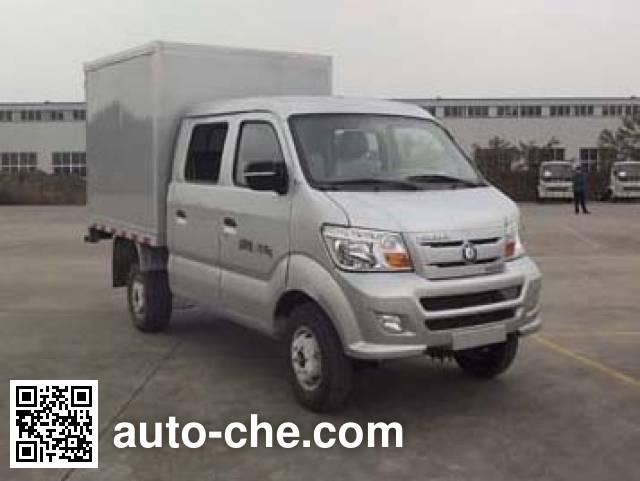 Sinotruk CDW Wangpai box van truck CDW5030XXYS3M5D