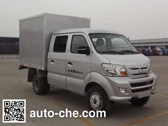 Sinotruk CDW Wangpai box van truck CDW5030XXYS5M4