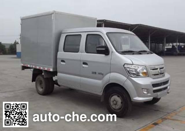 Sinotruk CDW Wangpai box van truck CDW5030XXYS6M4