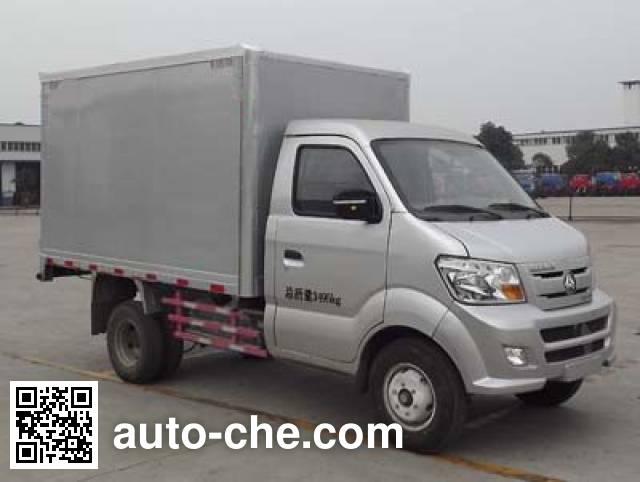 Sinotruk CDW Wangpai box van truck CDW5032XXYN1M5QD
