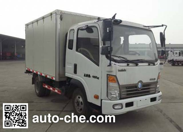 Sinotruk CDW Wangpai mobile shop CDW5040XSHHA1Q5