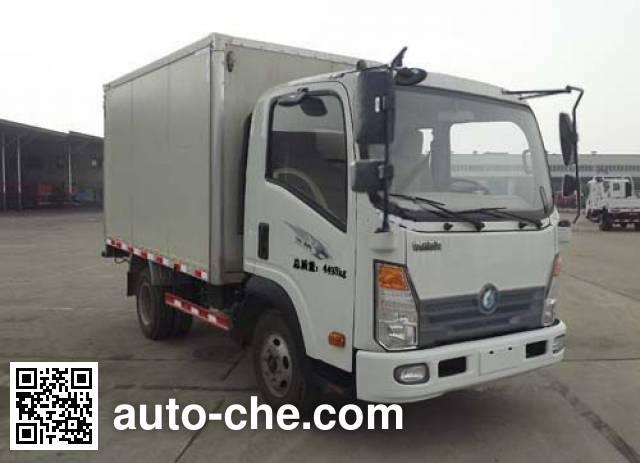 Sinotruk CDW Wangpai box van truck CDW5040XXYHA2R5