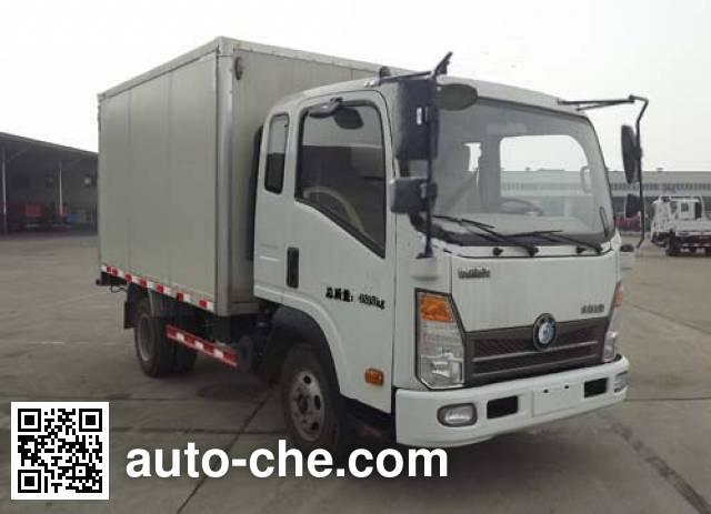Sinotruk CDW Wangpai box van truck CDW5041XXYHA1P4
