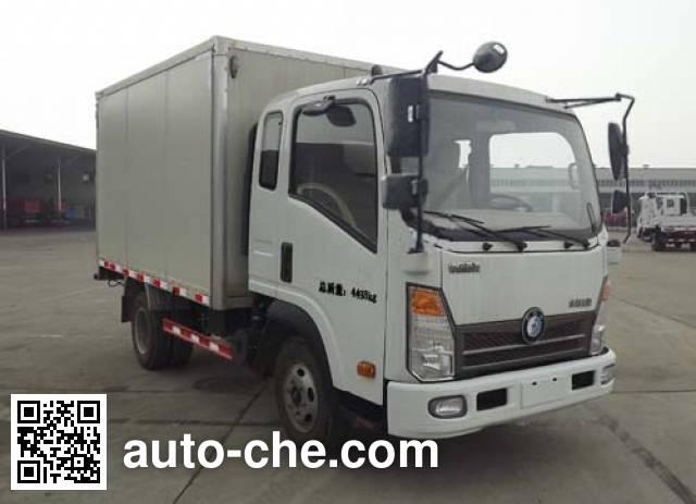Sinotruk CDW Wangpai box van truck CDW5050XXYHA1P4