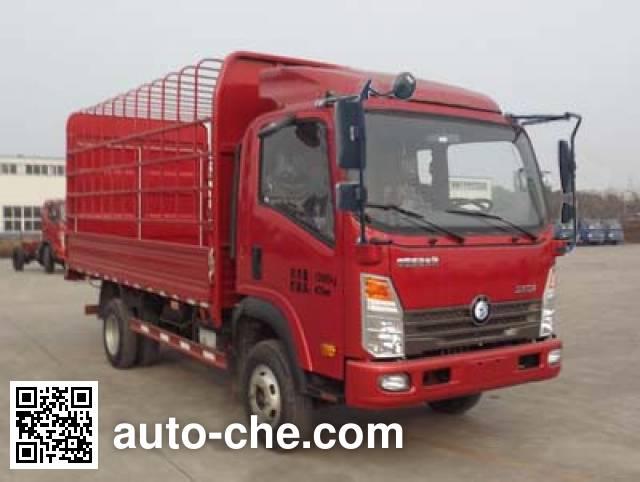 Sinotruk CDW Wangpai stake truck CDW5080CCYHA2Q4
