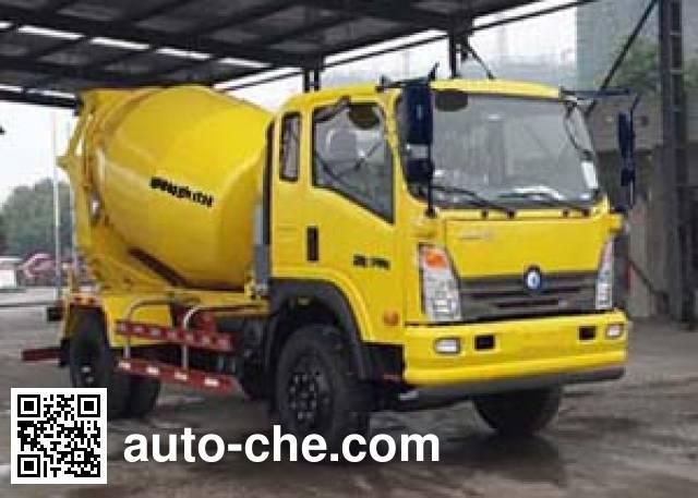 Sinotruk CDW Wangpai concrete mixer truck CDW5110GJBA2Q4