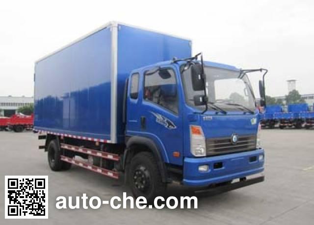 Sinotruk CDW Wangpai box van truck CDW5164XXYA1R5