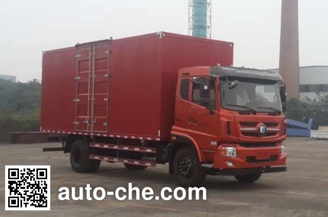 Sinotruk CDW Wangpai box van truck CDW5160XXYA1N5L