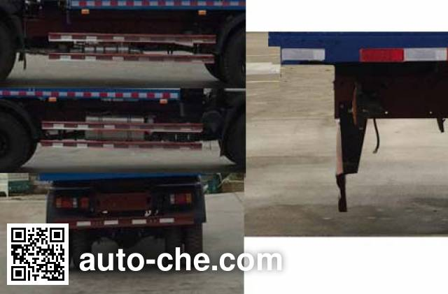 Sinotruk CDW Wangpai garbage truck CDW5160ZLJA3R5
