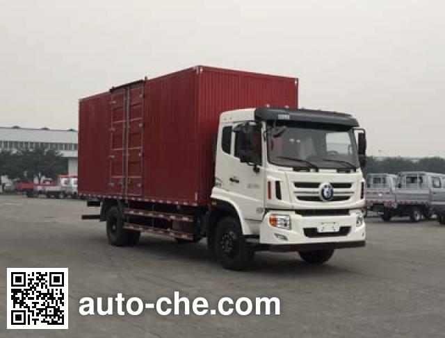 Sinotruk CDW Wangpai box van truck CDW5161XXYA1N5L