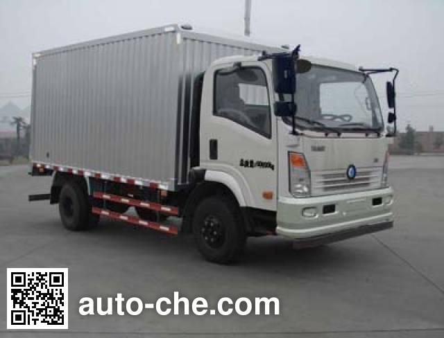 Sinotruk CDW Wangpai box van truck CDW5091XXYA1C4