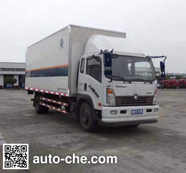 Sinotruk CDW Wangpai box van truck CDW5120XXYHA1R4
