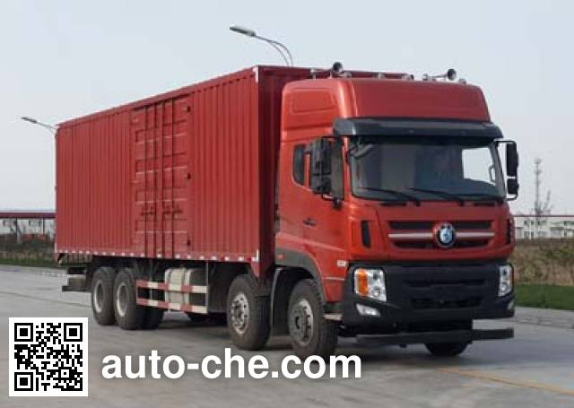 Sinotruk CDW Wangpai box van truck CDW5310XXYA1T4J