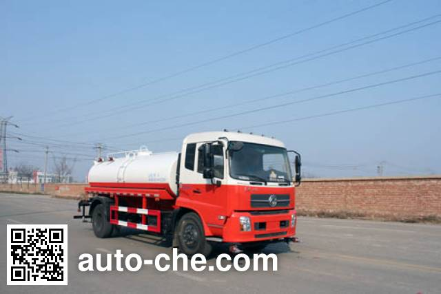 Yuanyi sprinkler machine (water tank truck) JHL5162GSSE