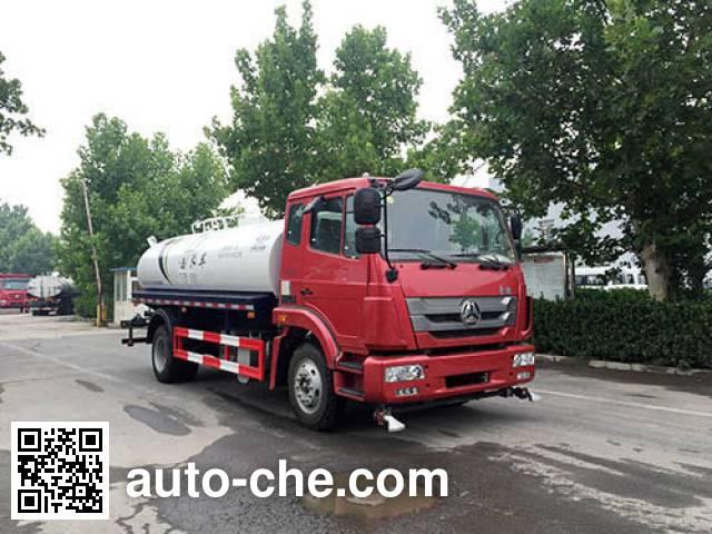Yuanyi sprinkler machine (water tank truck) JHL5163GSSE