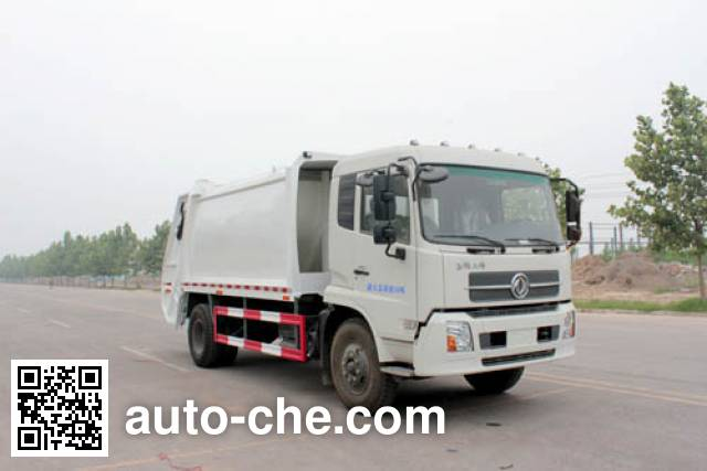 Yuanyi garbage compactor truck JHL5164ZYS