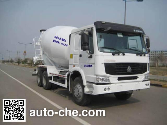 Yuanyi concrete mixer truck JHL5250GJB
