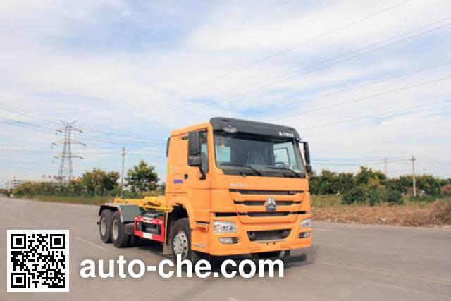 Yuanyi detachable body garbage truck JHL5250ZXXE