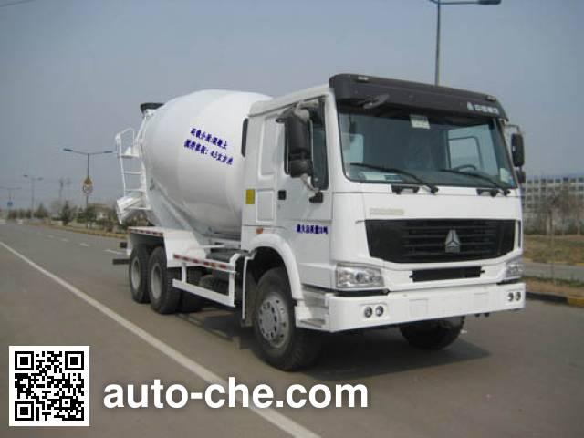 Yuanyi concrete mixer truck JHL5251GJB