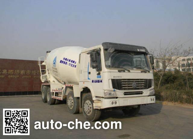 Yuanyi concrete mixer truck JHL5310GJB