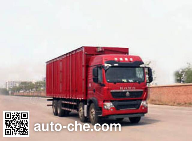 Yuanyi wing van truck JHL5310XYKE