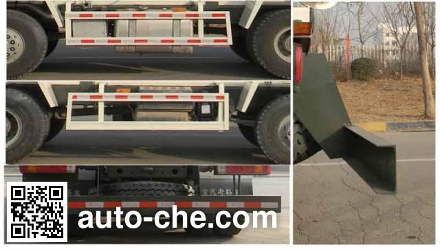 Yuanyi concrete mixer truck JHL5317GJBN36ZZ