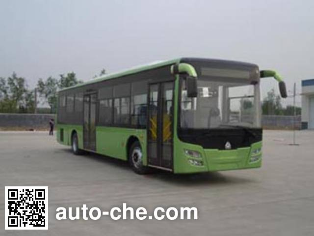 Huanghe city bus JK6109G