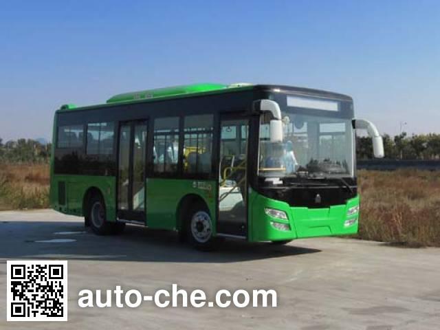 Huanghe city bus JK6839GN