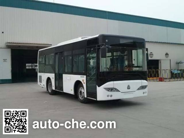 Huanghe city bus JK6909G5