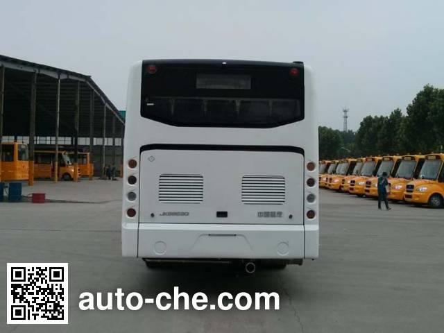Huanghe city bus JK6859GN5