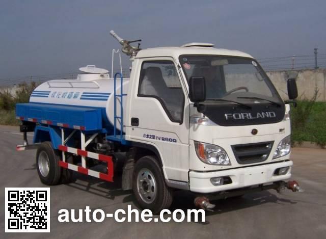 Luye sprinkler / sprayer truck JYJ5040GPS