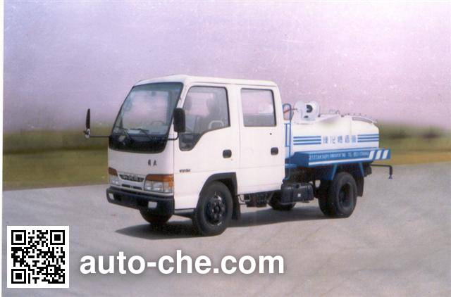 Luye sprinkler / sprayer truck JYJ5043GPS