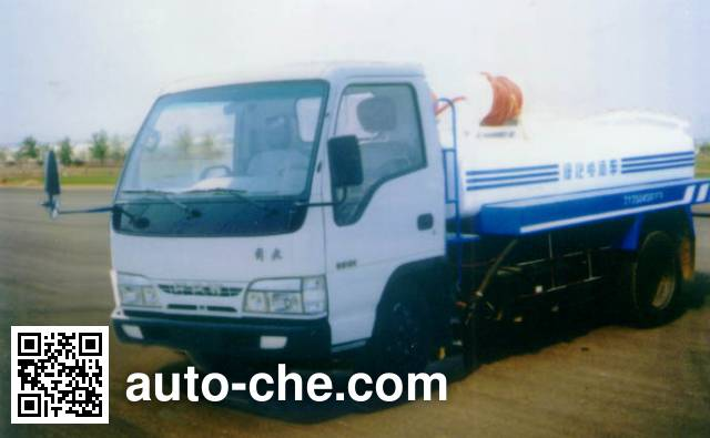 Luye sprinkler / sprayer truck JYJ5045GPS