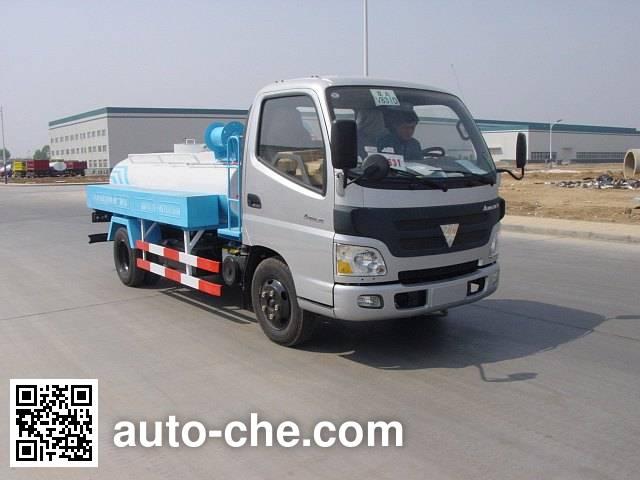 Luye sprinkler / sprayer truck JYJ5047GPS