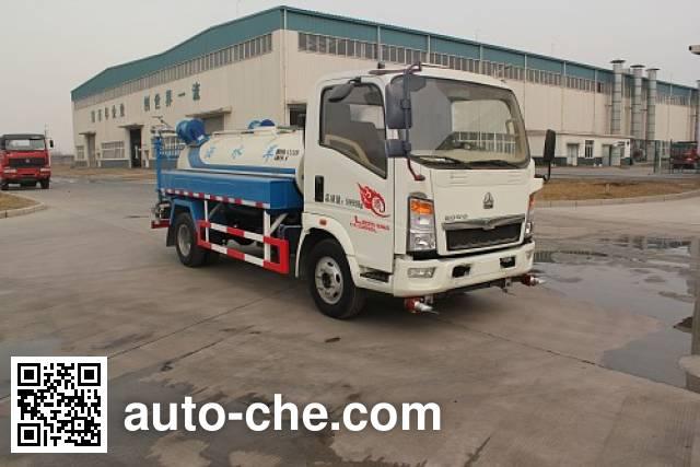 Luye sprinkler machine (water tank truck) JYJ5087GSSD