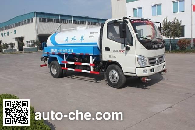 Luye sprinkler machine (water tank truck) JYJ5080GSSD