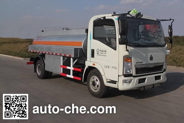 Luye fuel tank truck JYJ5087GJYD