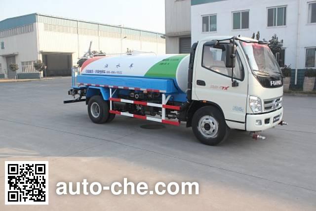 Luye sprinkler machine (water tank truck) JYJ5090GSSD