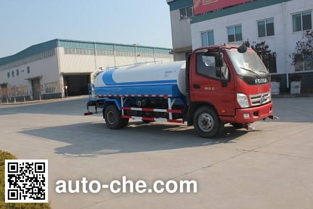 Luye sprinkler machine (water tank truck) JYJ5109GSSE