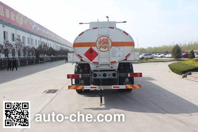 Luye oil tank truck JYJ5161GYYE