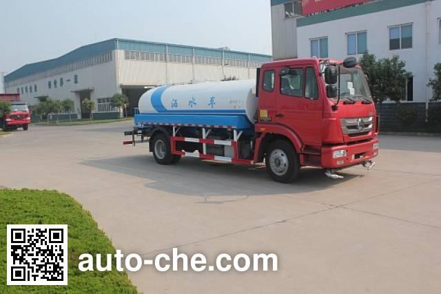 Luye sprinkler machine (water tank truck) JYJ5165GSSE