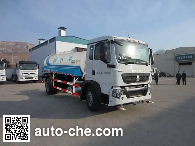 Luye sprinkler machine (water tank truck) JYJ5167GSSD